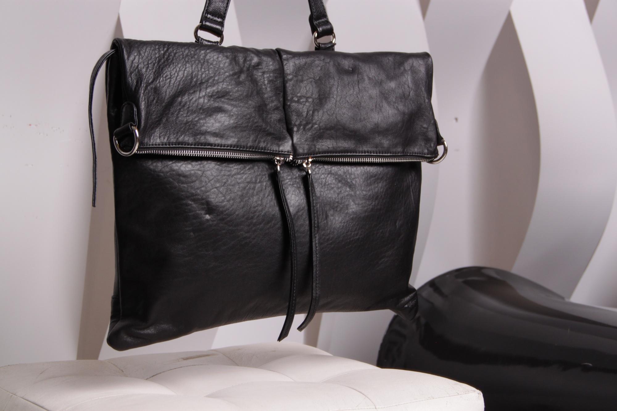 57f1be2dbe4f Сумки-портфели снова в моде! С чем и как носить? - Giuliani Romano